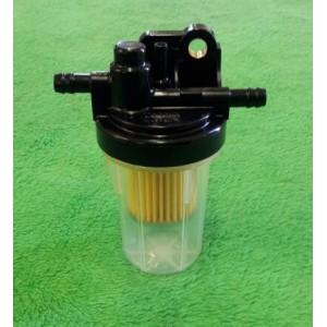 Komplett filterhållare