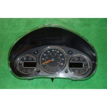 Hastighetsmätare Aixam 2005-2010 Deluxe
