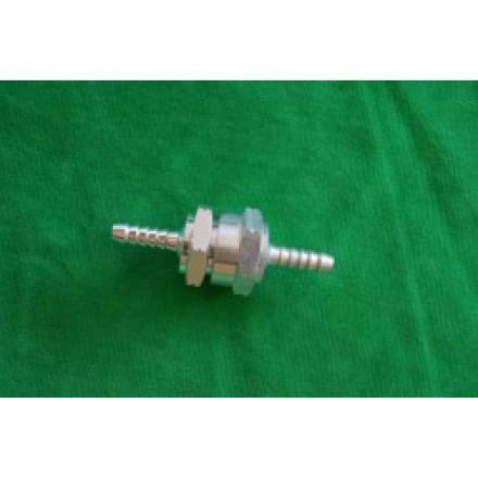ALU Backventil 6mm anslutning