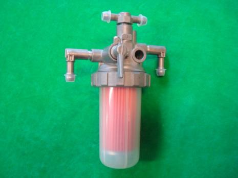 Komplett filterhållare Yanmar Original