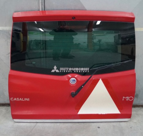 Komplett baklucka Casalini M10