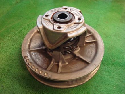 Sekundärvariator 98Mil